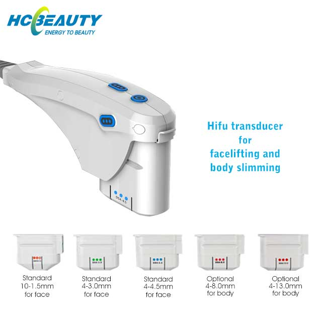 2 in 1 hifu vaginal tightening machine