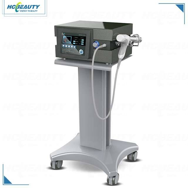 China Manufacturer Shockwave Therapy Equipment Price for Sport Pain