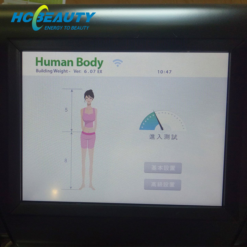 Good Price Healthy Living Body Composition Analyzer