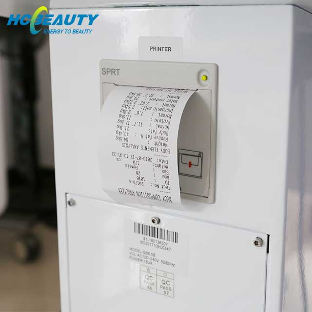 Fat And Water Analysis Body Mass Analyser Machine Near Me