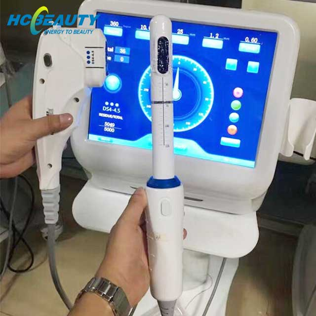 skin rejuvenaiton clinic hifu vaginal tightening machine