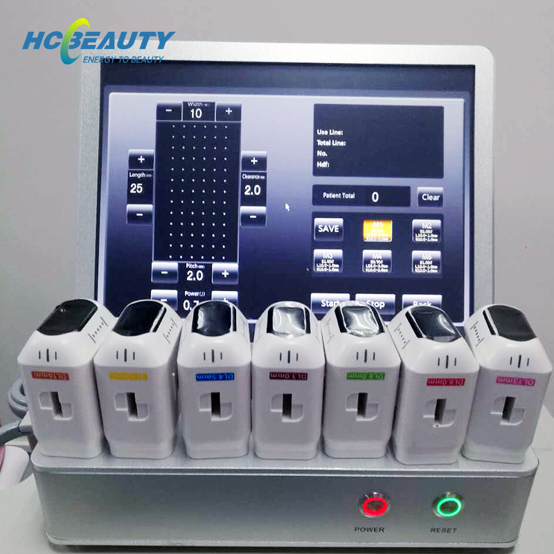 New Cellulite And Face Lift 3d 11 Lines Hifu Machine China