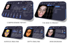 Smart System New Style Skin Facial Analysis Machine with Pad