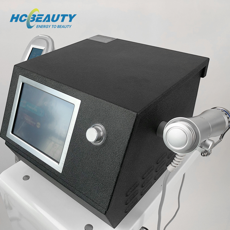 Slimming and pain relief shockwave therapy beauty machine for sale to SPA
