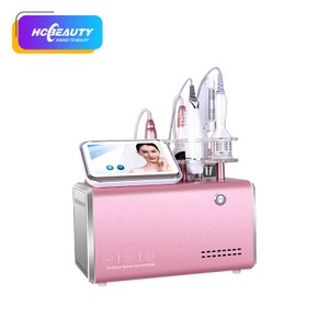 Thermage Facial Salon Use Machine RF Cooling Vacuum 5in1 Skin Cleaning Face Lifting Wrinkle Removal