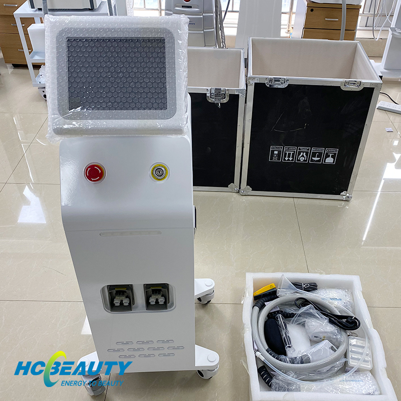 Hot Skin Rejuvenation Feature Ipl Laser Hair Removal for Sale