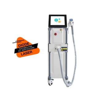 Facial Body 808 755 1064 Diode Laser Hair Removal