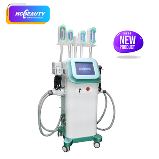 7 in 1 Cryolipolysis Fat Freezing Slimming Machine with 360 Double Chin Handle