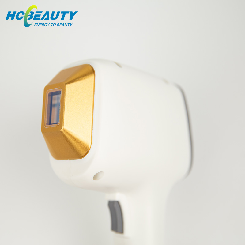 Touch Screen Vatical 808nm Laser Hair Removal Machine for Spa