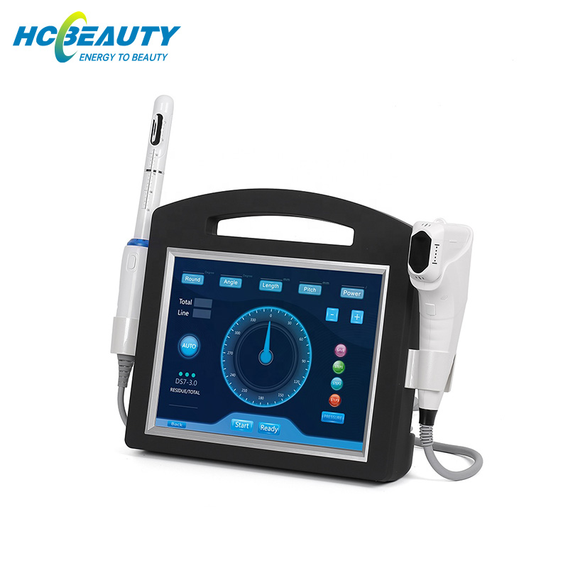 High Intensity Focused Ultrasound Hifu Vaginal Tightening Machine