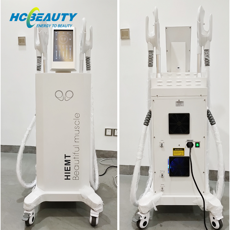 Licensed Cosmetologist Purchase The Em Sculpture Machine