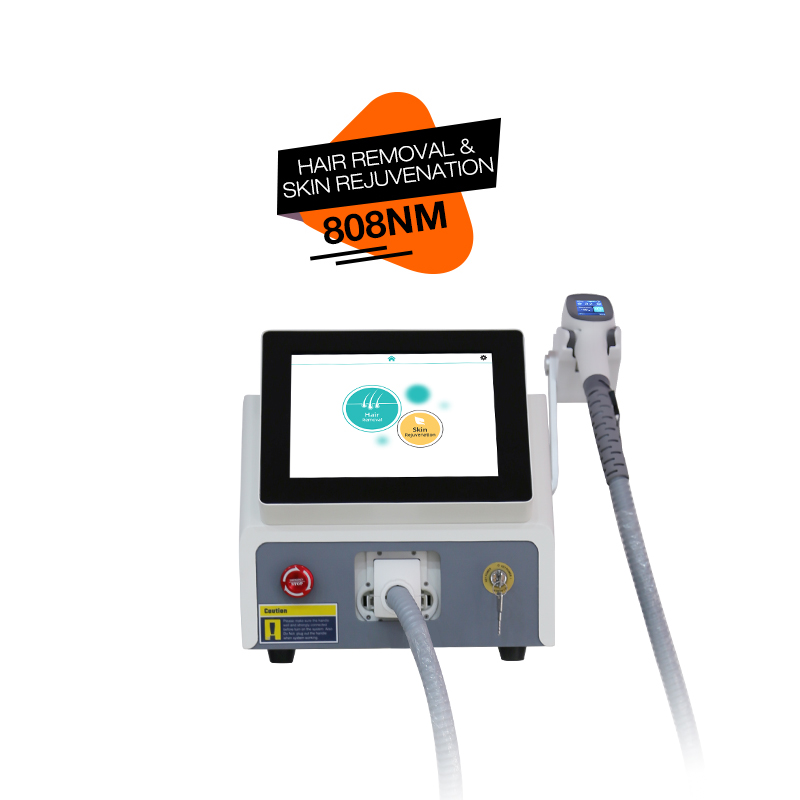 Factory Price Touch Screen Laser Hair Removal for Sale Canada
