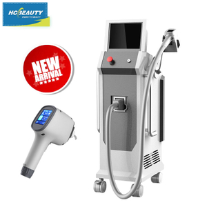 Painless 755 808 1064 best laser machine hair removal BM107