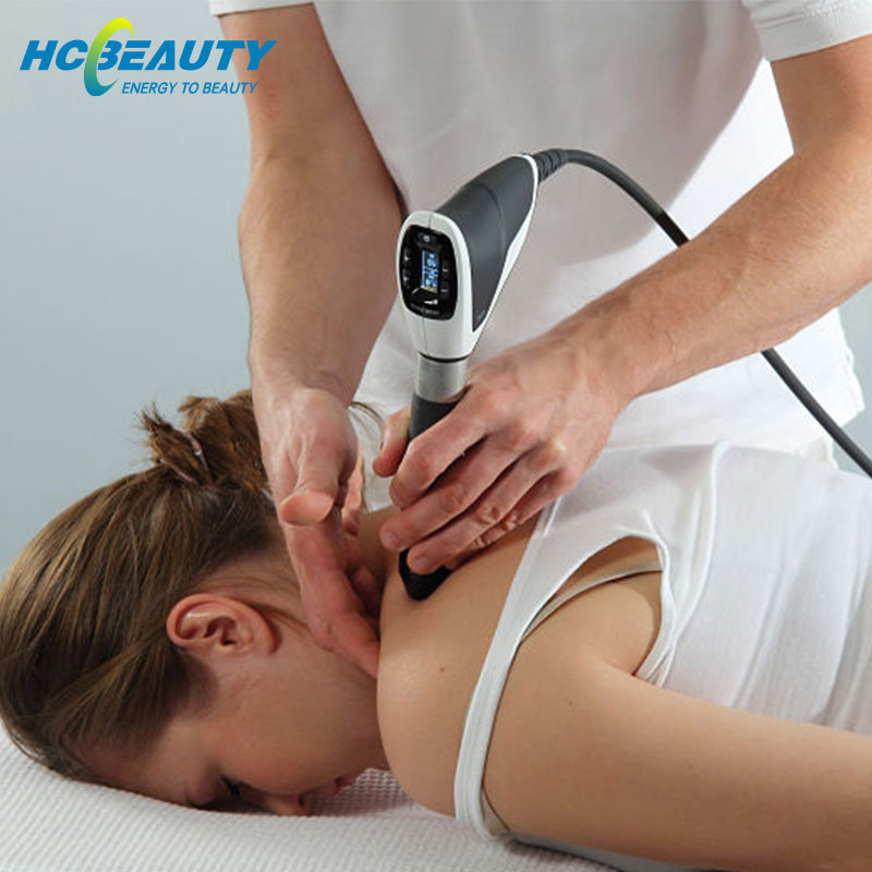 Physical Pain Relief‎ Shockwave Therapy for Ed Machine