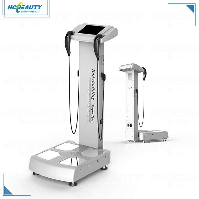 Human Element Test Body Composition Scan Machine