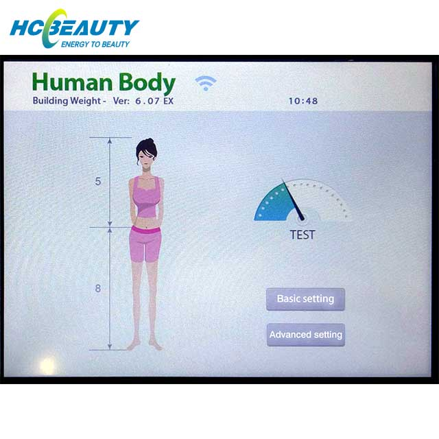Body Bmi Composition Highly Accurate Bioelectrical Impedance