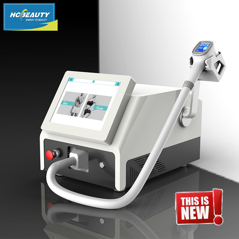 3 wavelength permanent rejuvenation laser hair removal equipment cost