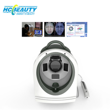 Beauty Salon Portable Facial Skin Analysis Machine Cost SA2