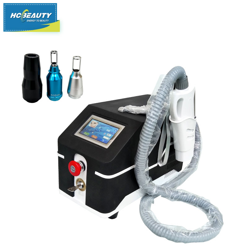 New clinic use skin machine laser tattoo removal price
